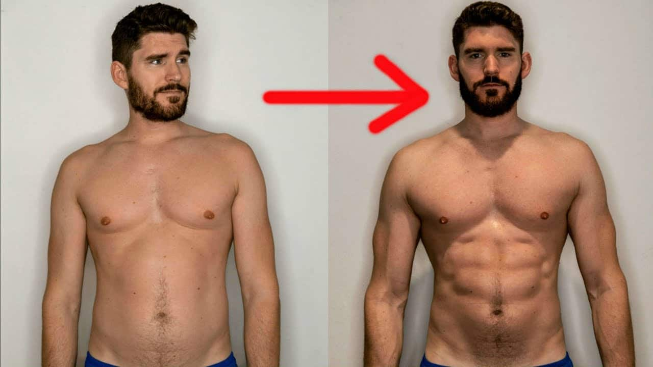 Kerel traint 30 dagen lang als Chris Hemsworth