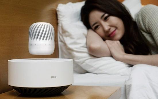 LG PJ9 zwevende speaker