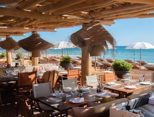 La Réserve à la plage - Saint-Tropez