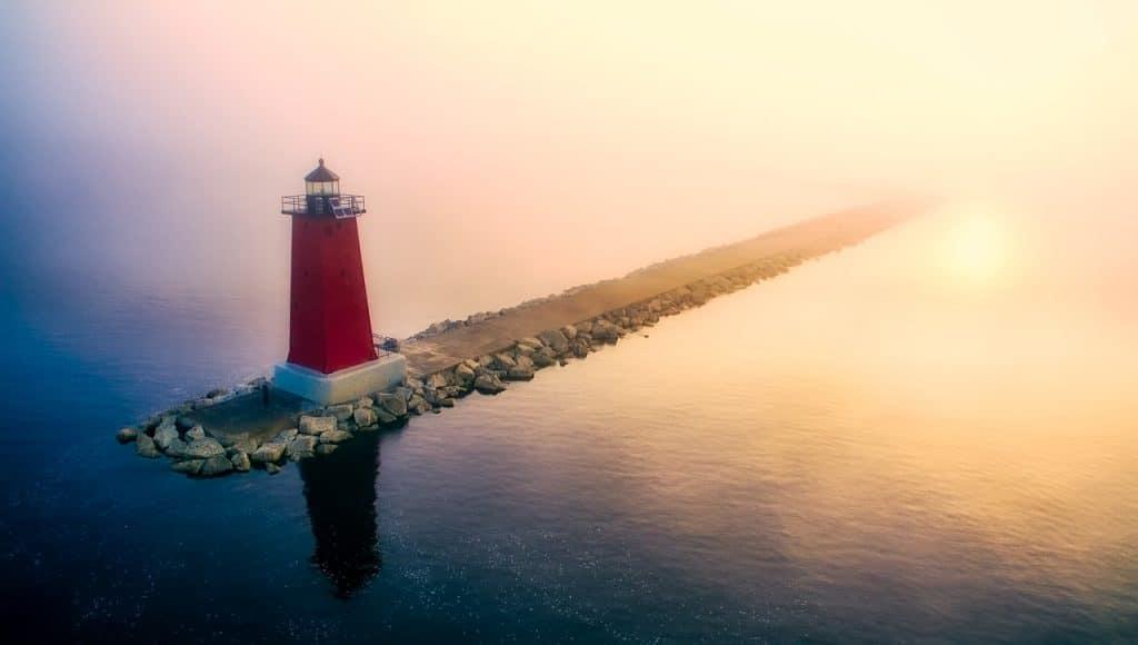 Lake Michigan, VS