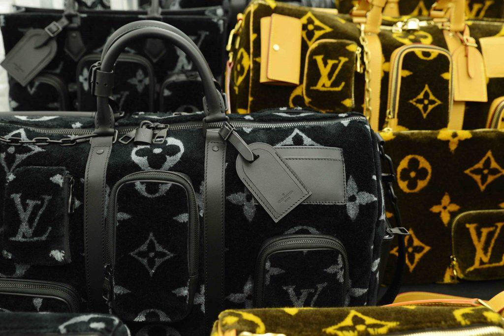 Louis Vuitton FW20 Collectie backstage