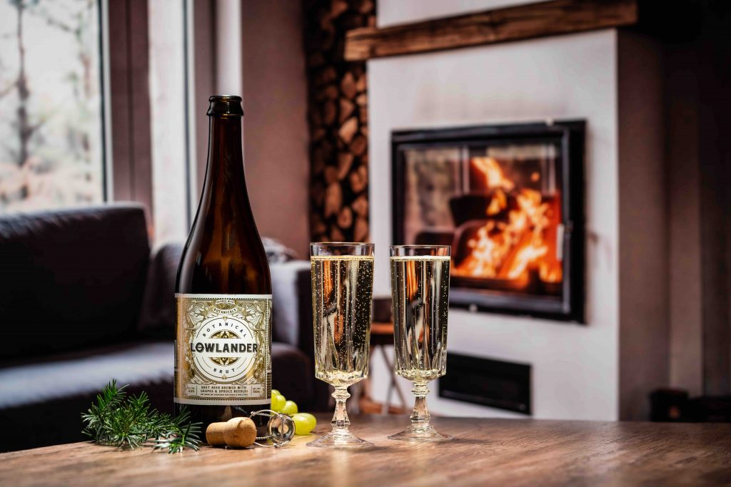 Lowlander Winter I.P.A. bier 2019