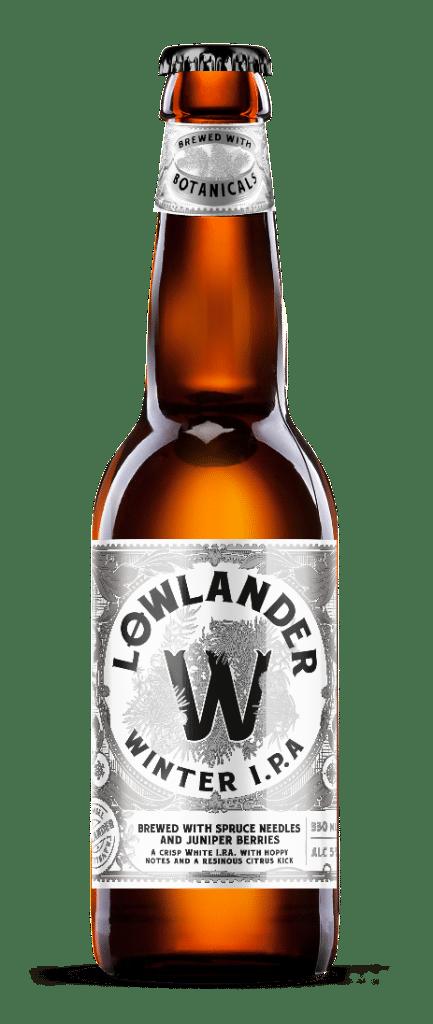 Lowlander Winter White IPA