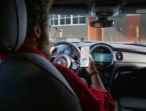 MINI Sharing auto delen Nederland