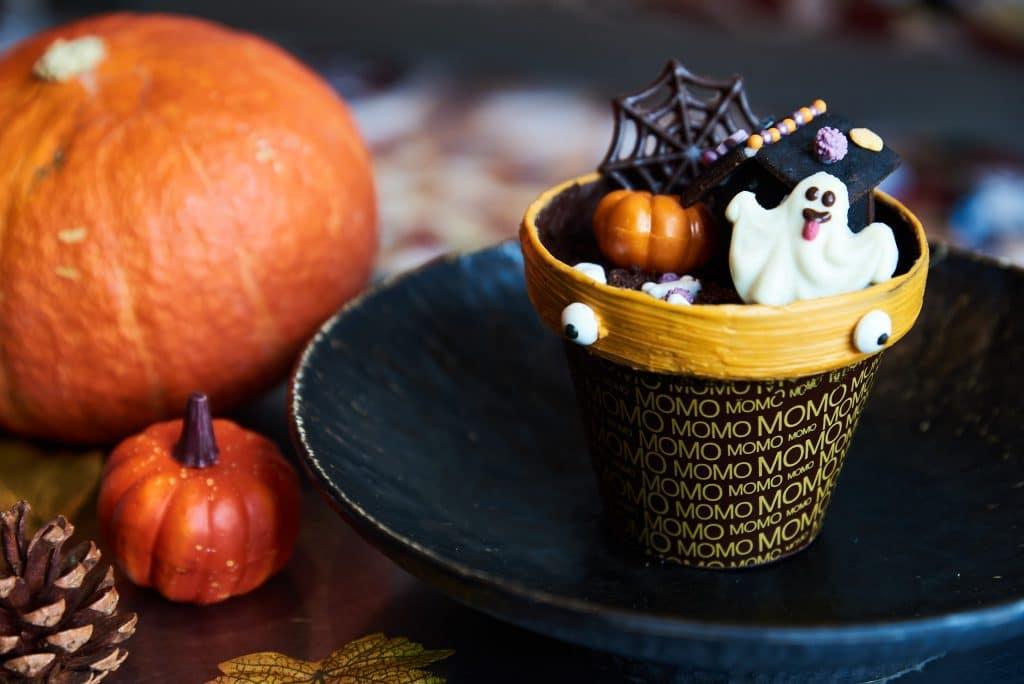 MOMO Restaurant, Bar & Lounge – Halloween Chocolate Flower Pot