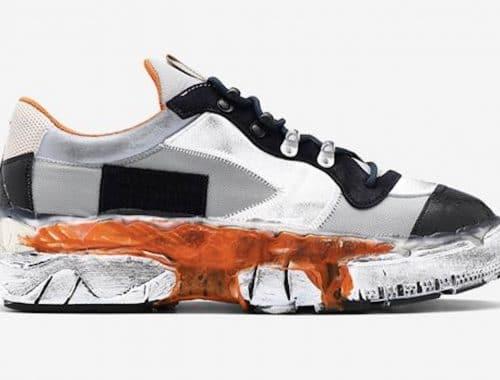 Maison Margiela Patchwork Sneaker