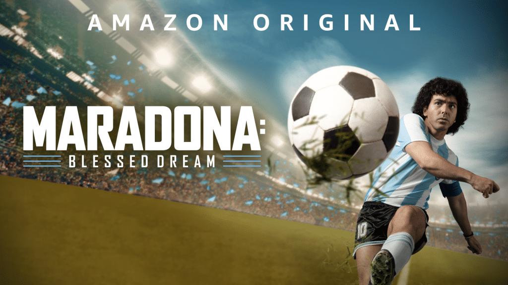 Maradona Blessed Dream prime video