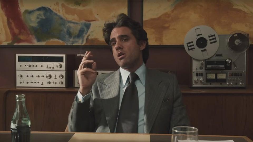 Martin Scorsese en Mick Jagger presenteren HBO's nieuwe dramaserie 'Vinyl'