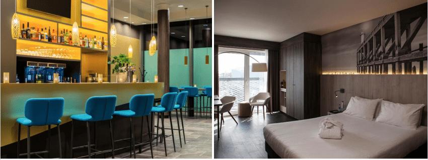 budgethotels in België Mercure Hotel Blankenberge Station