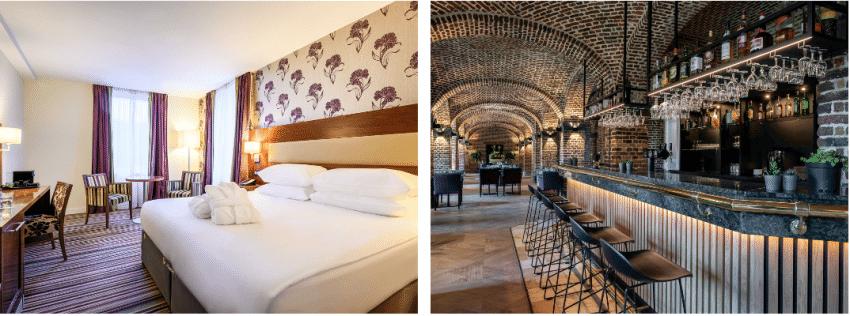 5 Mercure hotels in de Benelux