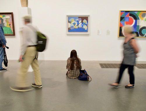 MoMa gratis online cursussen moderne kunst & fotografie
