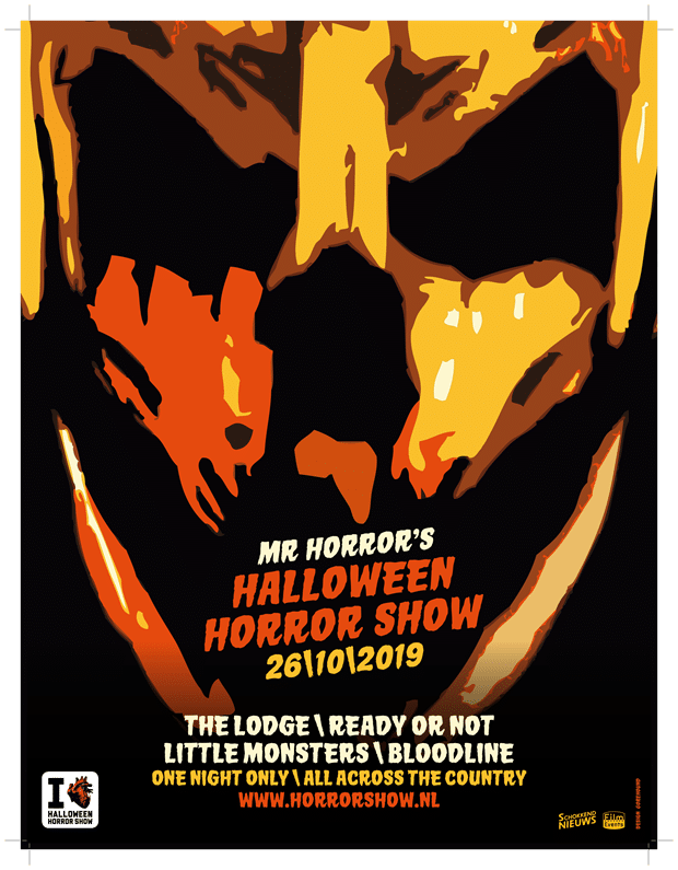 Mr. Horror's HALLOWEEN HORROR SHOW