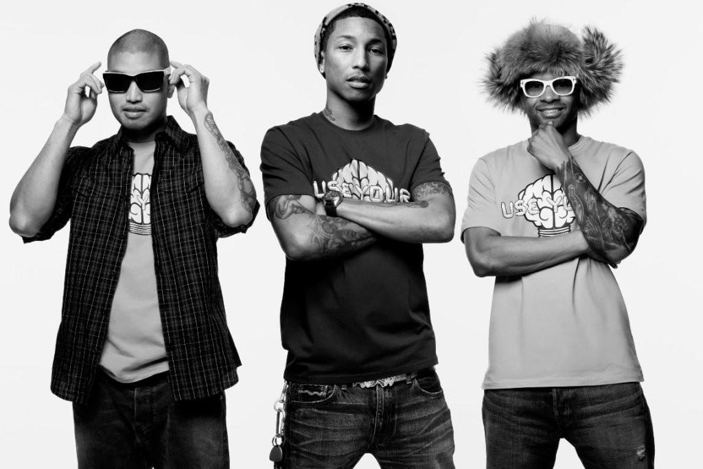 'N.E.R.D - Locked Away' maakt officiële debuut bij Beats Radio 1