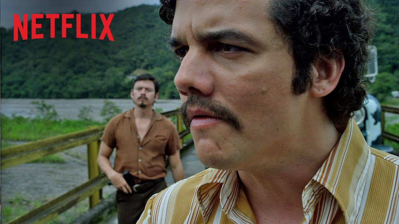 'Narcos' Official Trailer MAnnenstyle