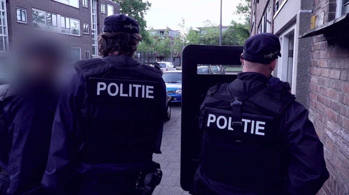 Nederlandse Motorbendes Onder Vuur documentaire - John van den Heuvel