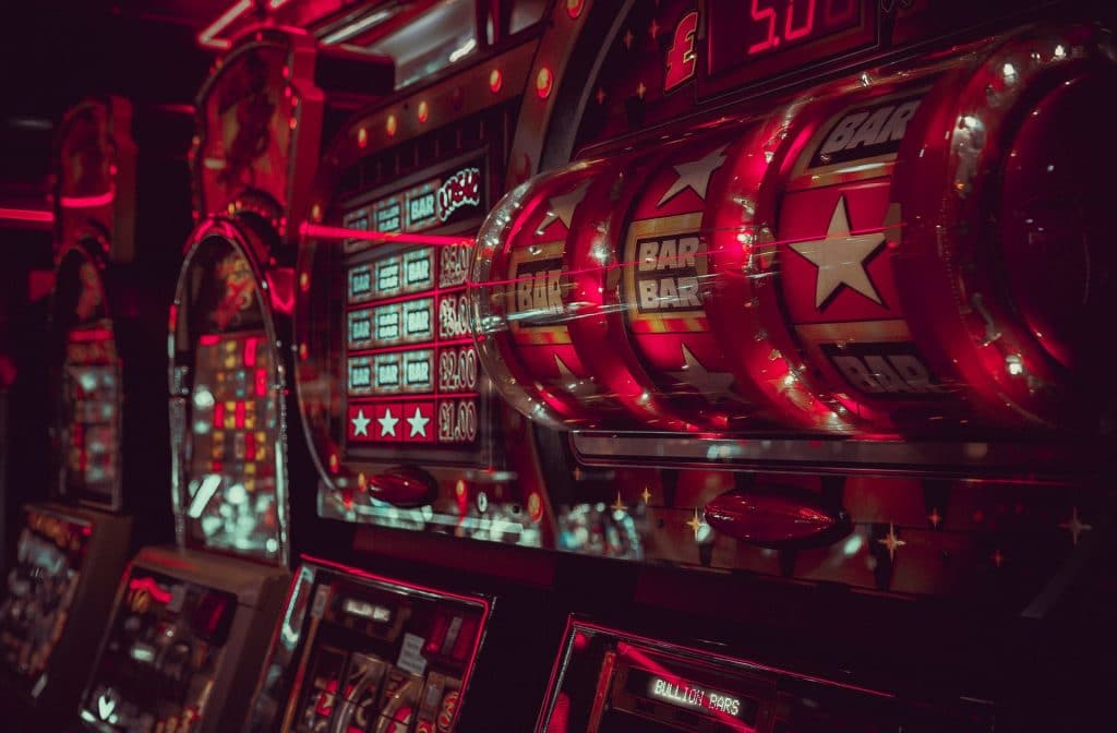 Token slot machines for sale