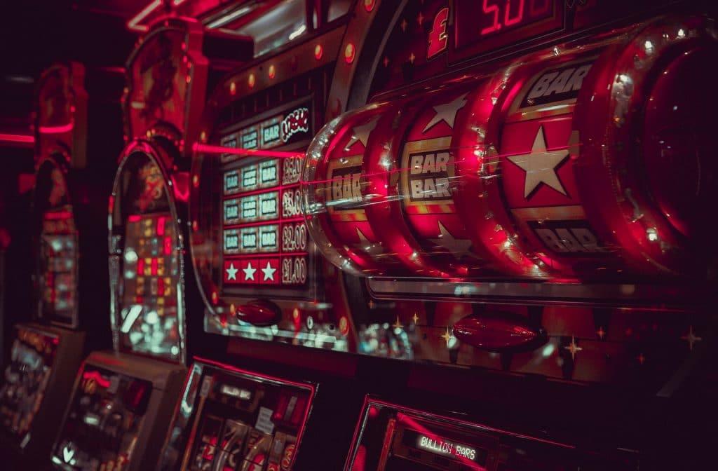 Token slot machines for sale