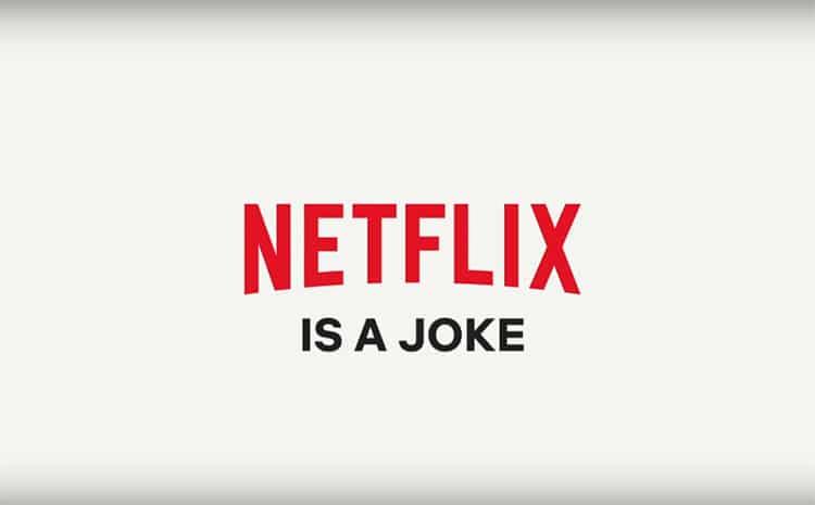 Netflix Is a Joke Fest comedy festival los angeles