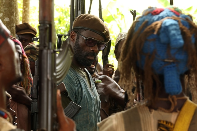 Netflix's 'Beasts of No Nation' Trailer met Idris Elba Mannenstyle