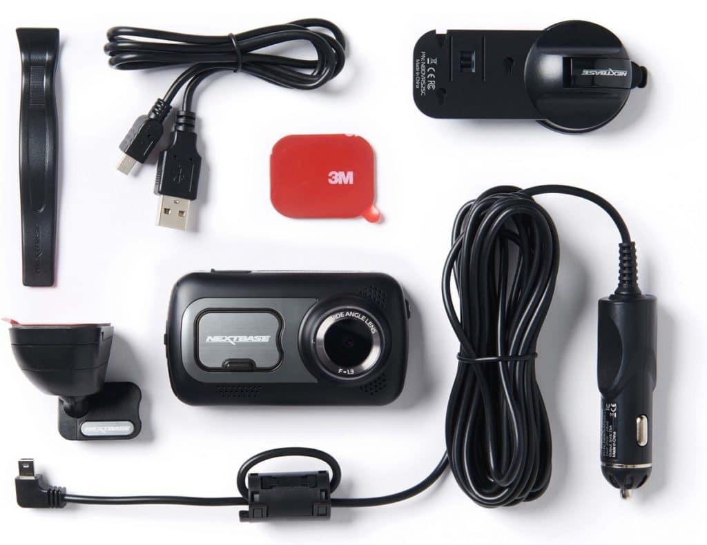 Nextbase 522GW & Series 2 dashcams