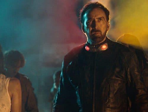 Nicolas Cage Prisoner of the Ghostland