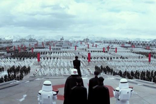 Nieuwe 'Star Wars The Force Awakens' TV Spot uit Korea Teaser Trailer Mannenstyle