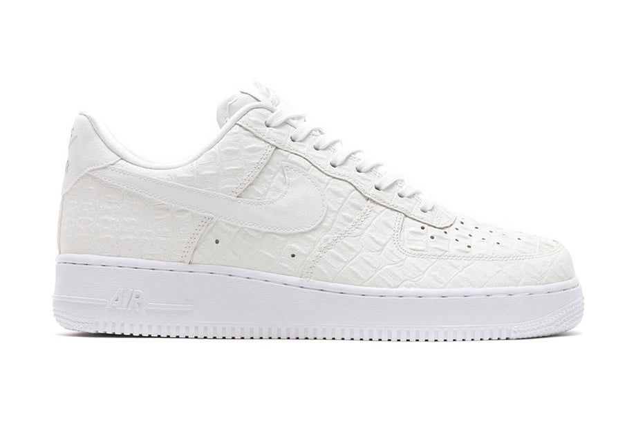 Nike Air Force 1 LV8 'Croc' Pack white online sneaker Mannenstyle