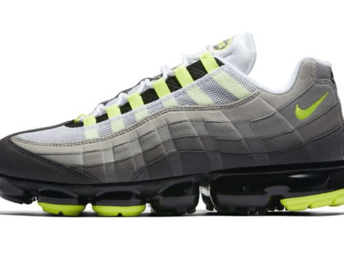 Nike Air VaporMax 95 OG Neon release date