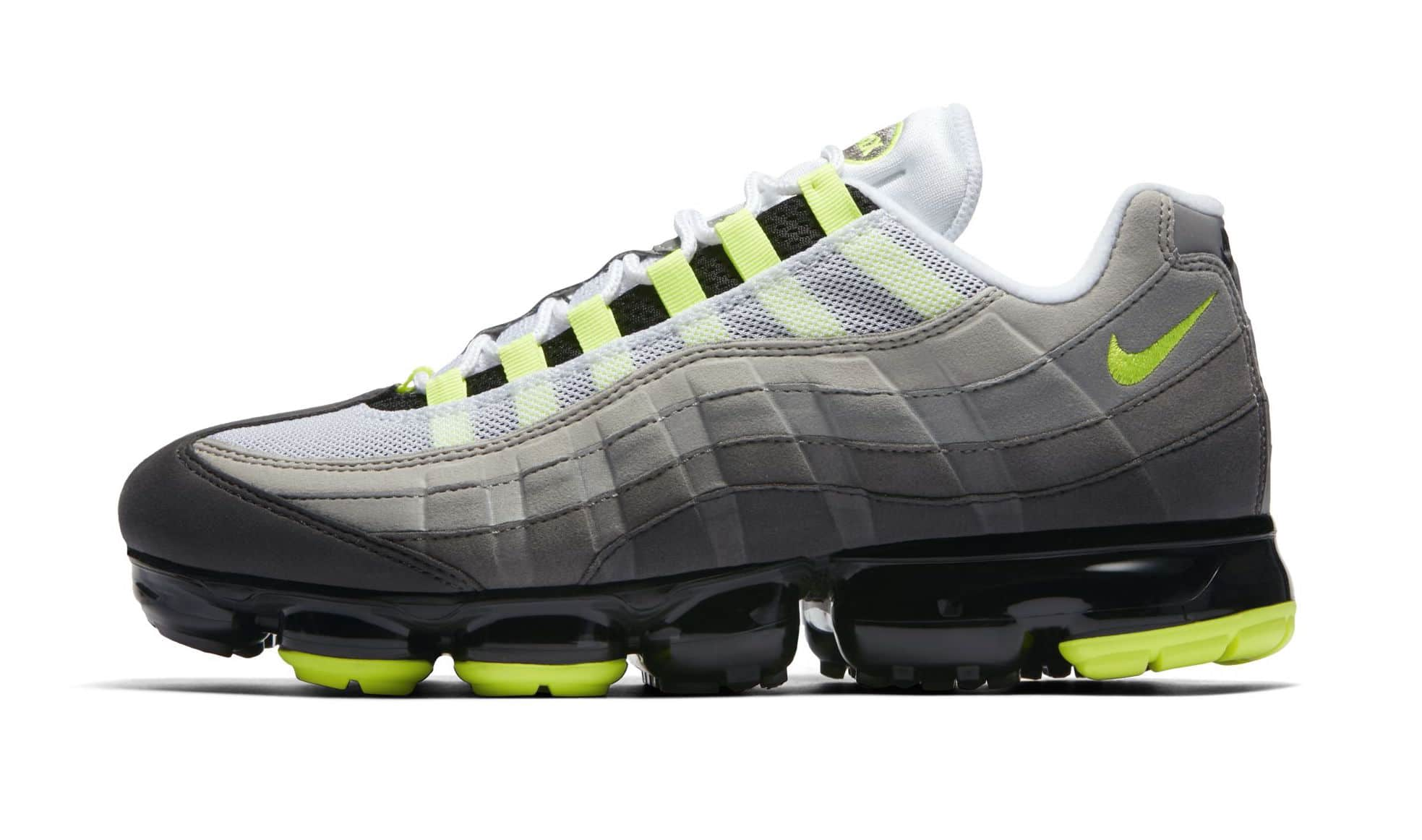 Nike Air VaporMax 95 OG Neon release date