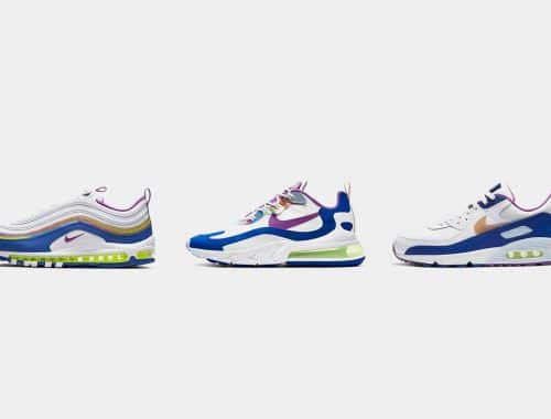 Nike Easter Pack: Air Max 97, Air Max 90 & Air Max 270 React