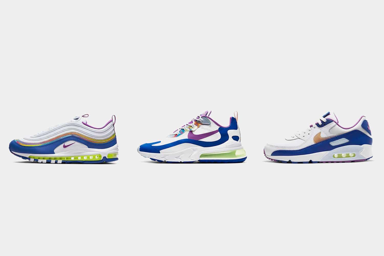 Nike Easter Pack: Air Max 97, Air Max 90 & Air Max 270 React