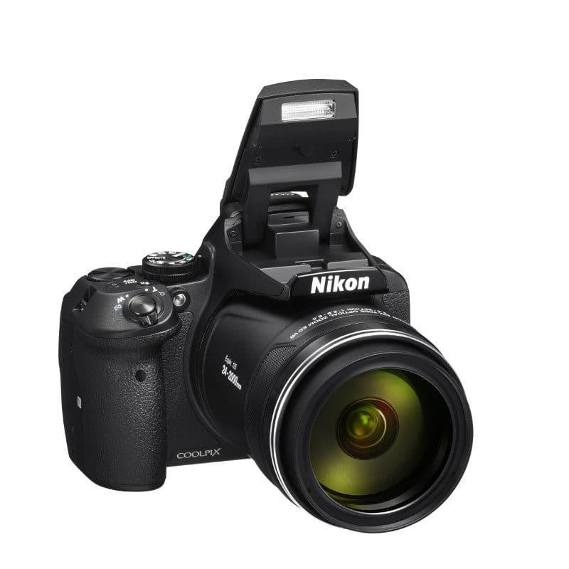 5 beste compacte camera's voor op vakantie - Nikon Coolpix P900