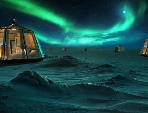 North Pole Igloos noordpool reizen