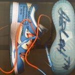 Off-White x Nike SB Dunk Low futura
