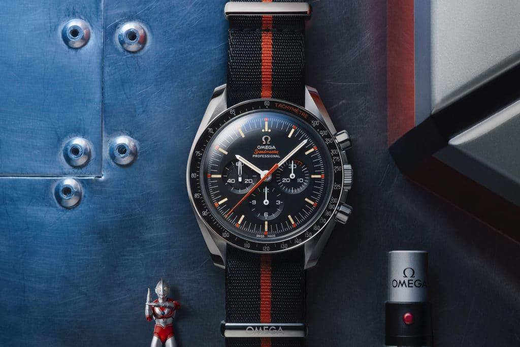 OMEGA Speedmaster 42 mm Ultraman - Omega Speedy Tuesday