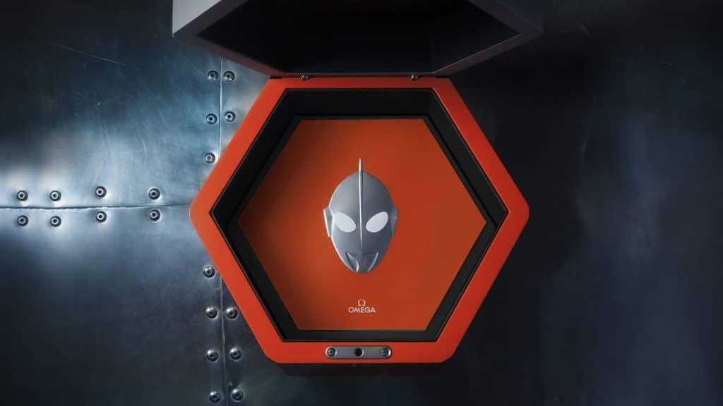 OMEGA Speedmaster 42 mm Ultraman