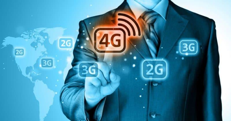 Onbeperkt 4G-internet telefoon abonnement