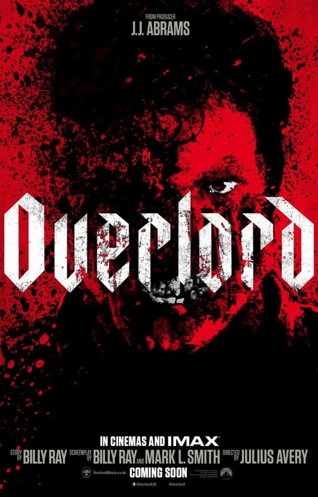 overlord poster nl