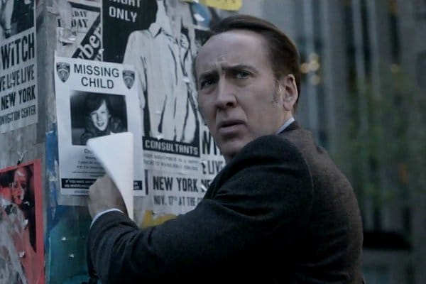 'Pay the Ghost' Officiële Trailer met Nicolas Cage mannenstyle
