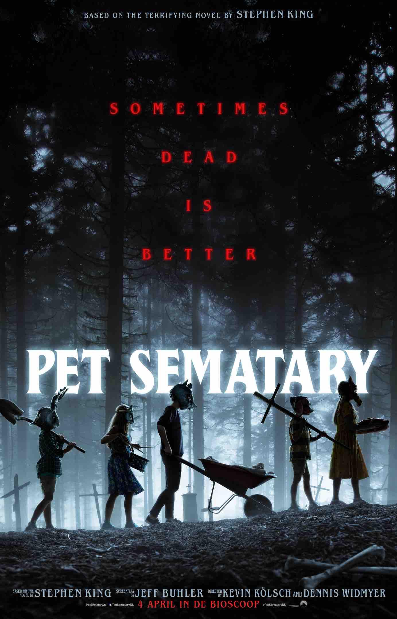 Pet Sematary winactie bioscoop