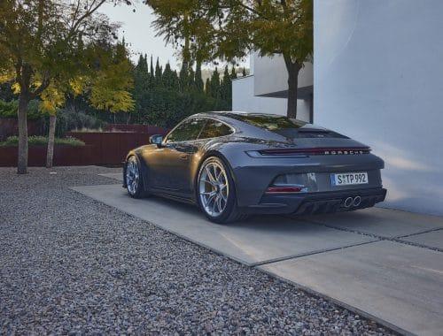 Porsche 911 GT3 Touring nederland