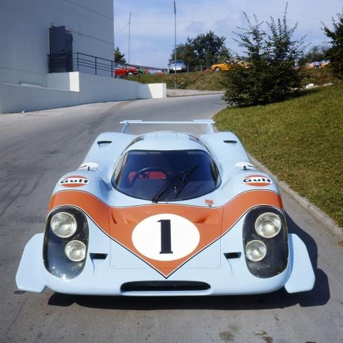 Porsche 917 50ste verjaardag