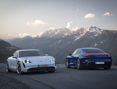 Porsche Taycan onthuld