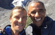 President Obama eet van een karkas met Bear Grylls [video]