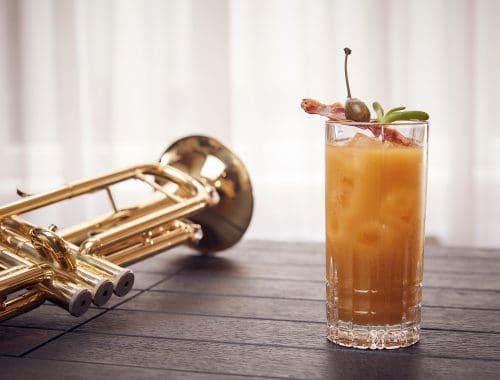 Pulitzer's Bar Ernest Hemingway cocktailmenu