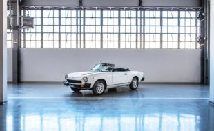 Reloaded by Creators fca heritage klassieke auto Fiat Chrysler