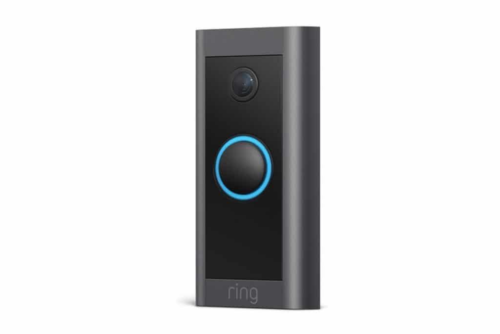 Ring Video Doorbell Wired nieuw