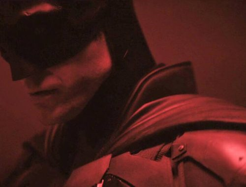 Robert Pattinson The Batman matt reeves