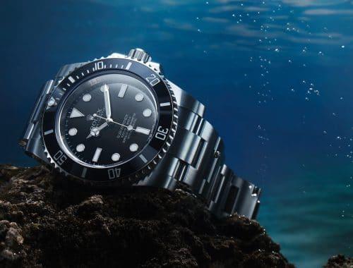 Rolex Submariner video
