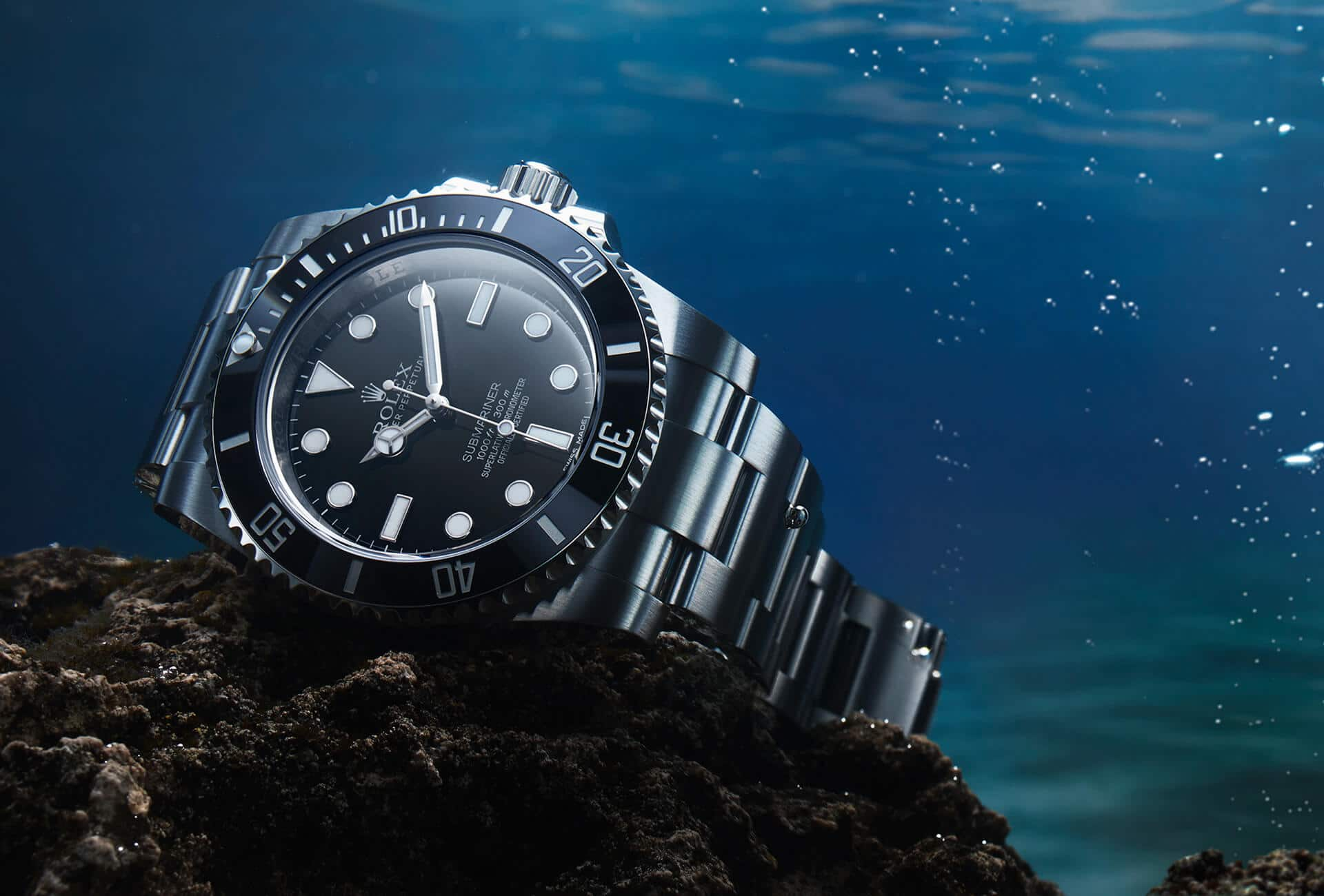 Rolex Submariner video